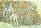 Джон Артур. Грибная фея