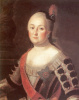 Portrait Of Anna Karlovna Vorontsova