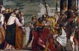 Паоло Веронезе. Иисус и капернаумский сотник