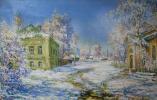 Зима в старом городе