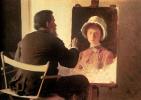 Иван Николаевич Крамской. Крамской, пишущий портрет своей дочери