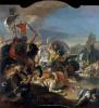 The battle of Vercelli