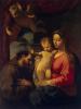 Мадонна с Младенцем и Святым Франциском
