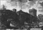 Джованни Баттиста Пиранези. Вид Понте Лугано через Аньене