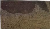 Херкюлес Питерс Сегерс. Скалистый пейзаж с деревом