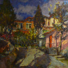 Переулок в Гурзуфе