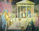 The introduction of Mary into the temple