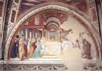 Беноццо Гоццоли. Поврежденные фрески