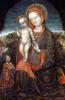 Madonna and Child with Donor Lionello d'Este