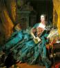 Портрет мадам де Помпадур