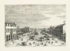 Площадь города Местре