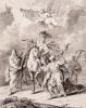 Аллегория на восшествие императрицы Екатерины II на престол