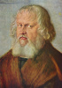 Portrait Of Jerome Of Galssware