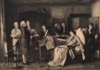 Михай Либ Мункачи. Смерть Моцарта