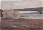 Аркадий Павлович Лаптев. Старый мост через Вятку