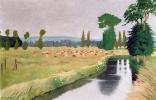 Felix Vallotton. River