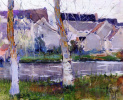 Study of houses at GRES, France
