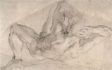 Peter Paul Rubens. Nude