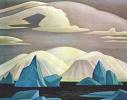 Айсберги и горы