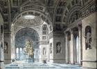 Луи-Жан Депре. Проект Храма бессмертия