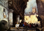 """The backdrop to the tragedy of Pushkin's """"Feast during the plague"""""""