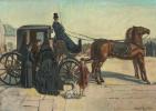 Фердинанд Ходлер. Поездка в Мадрид