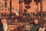 Витторе Карпаччо. Святой Иероним и лев