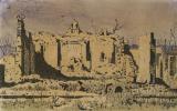 Развалины храма в Чугучаке