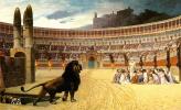 Жан-Леон Жером. Последняя молитва христианских мучеников