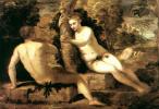 Якопо Тинторетто. Адам и Ева