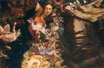 Joseph Noel Paton. The reconciliation of Oberon and Titania