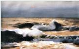 Ю. Пуджиес. Восход у острова Тянь Хэн