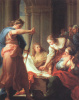 Ахилл у дочерей царя Ликомеда
