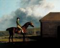 Портрет жокея Джона Ларкина