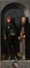 Святой Адриан и святой Антоний