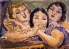 Артуро Соуто. Три красавицы