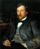 Portrait of the artist Illarion Mikhailovich Pryanishnikov