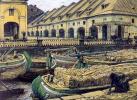 The Nikolsky market in St. Petersburg