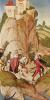 Алтарь св. Леопольда, боковая створка: Выезд верхом св. Леопольда