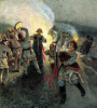 The night of Ivan-Kupala