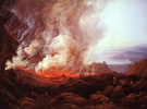 Извержение Везувия