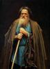 Крестьянин с уздечкой (Портрет Мины Моисеева)