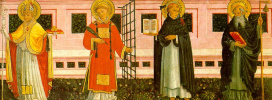 Капорали. Лики святых