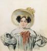 Portrait Of Praskovia Mikhailovna Tolstoy