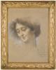 Портрет дамы, предположительно мадам Хамди