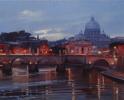 Вечер в Риме