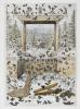 Последний обряд эго художника в храме Шанкарашарья (по мотивам Людовико Маццолино)