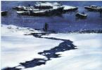 Ю. Пуджиес. Благоприятный снег