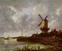 Mill at Wijk-Bay-Duurstede