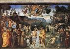 Пьетро Перуджино. Крещение Христа.